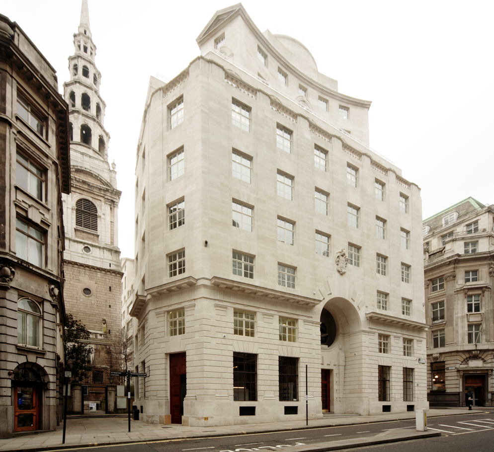 St Brides Real Estate: 85 Fleet Street, London EC4